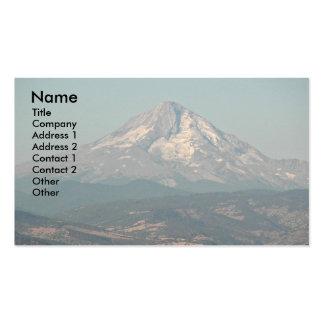 Mount Hood Landscape Business Card