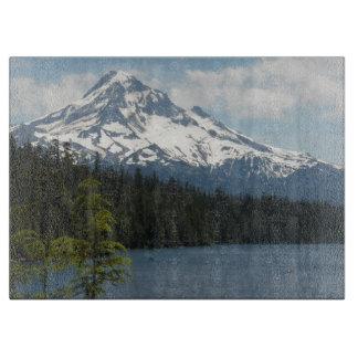 Mount Hood Splendor Photo Cutting Board