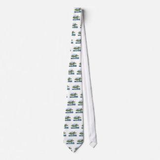 Mount Hood Tie
