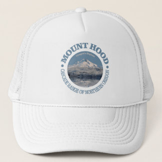 Mount Hood (winter) Trucker Hat
