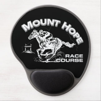 Mount Hope Race Course Gel Mouse Pad