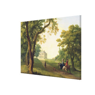 Mount Kennedy, County Wicklow, Ireland, 1785 (oil Canvas Print