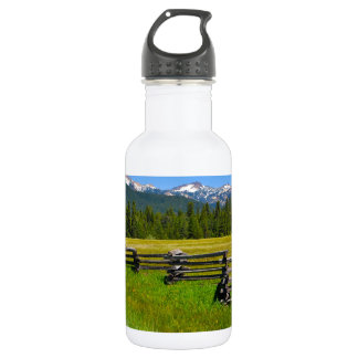 Mount Lassen National Park in California 532 Ml Water Bottle