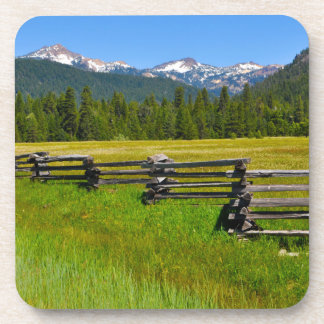 Mount Lassen National Park in California Coaster