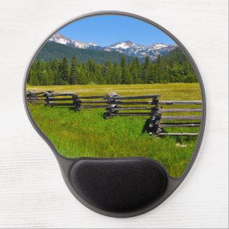 Mount Lassen National Park in California Gel Mouse Pad
