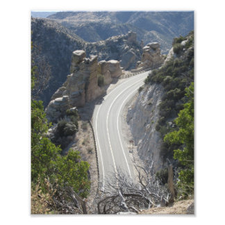 Mount Lemmon Highway Photo Print