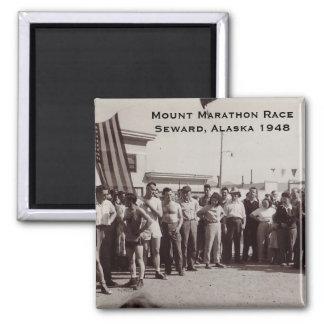 Mount Marathon-1948 Magnet