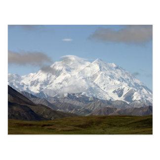 Mount Mckinley in Denali National Park, Alaska Postcard
