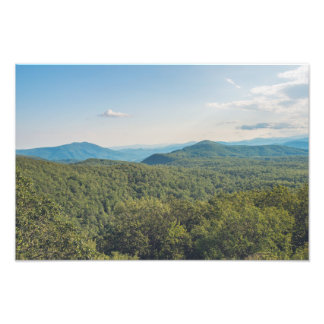 Mount Mitchell Photo Print