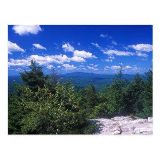 Mount Monadnock from Pack Monadnock Postcard