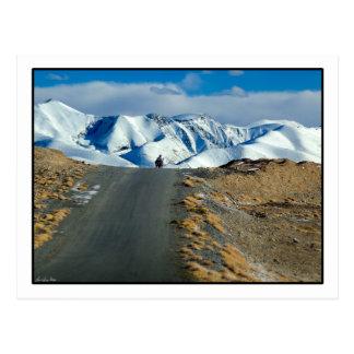 Mount Muztagata Postcard