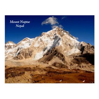 Mount Nuptse Postcard