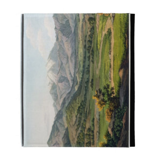 Mount Olympus, as seen between Larissa and Baba, p iPad Folio Covers