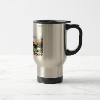 Mount Otemanu Travel Mug