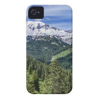 Mount Rainer iPhone 4 Covers