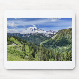 Mount Rainer Mouse Pad