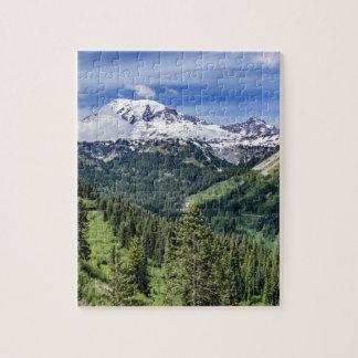 Mount Rainer Puzzle