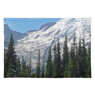 Mount Rainier 4 Placemat