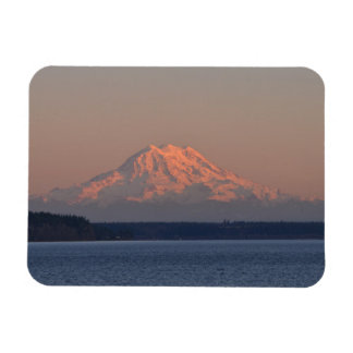 Mount Rainier and Nisqually Reach Magnet