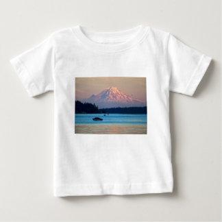 Mount Rainier Baby T-Shirt