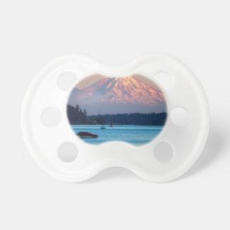 Mount Rainier Dummy