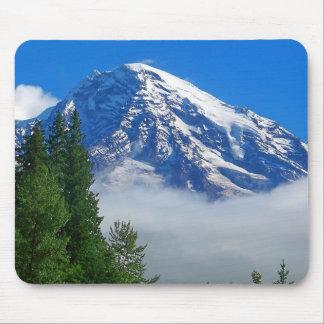 Mount Rainier from Kautz Creek Mouse Pad