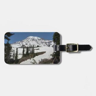 Mount Rainier N.P. (Paradise) Luggage Tag