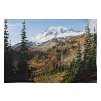Mount Rainier National Park, autumn Placemat