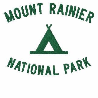 Mount Rainier National Park Polo