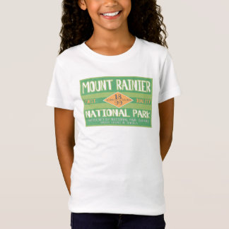 Mount Rainier National Park T-Shirt