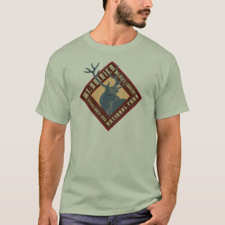 Mount Rainier Nat'l Park-T-shirt T-Shirt