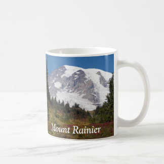 Mount Rainier Photo Coffee Mug