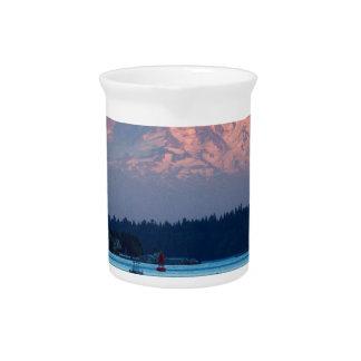 Mount Rainier Pitcher