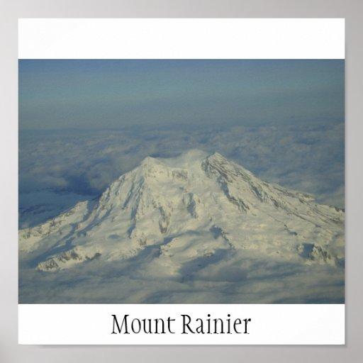 Mount Rainier Print
