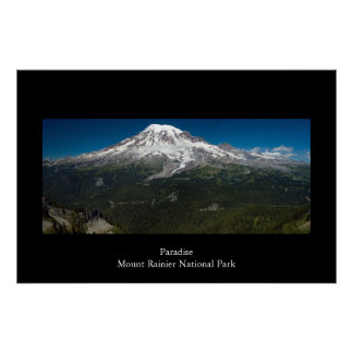 Mount  Rainier Posters