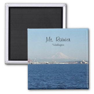 Mount Rainier Seattle Washington Magnet