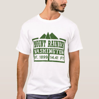 MOUNT RAINIER WASHINGTON T-Shirt