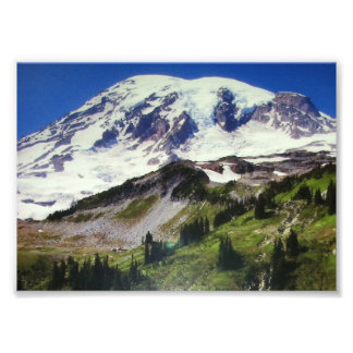 Mount Ranier Photo Print