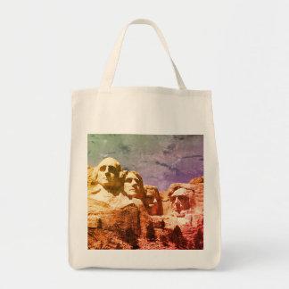 Mount Rushmore 1974 Tote Bag