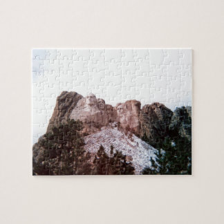 Mount Rushmore Jigsaw Puzzle