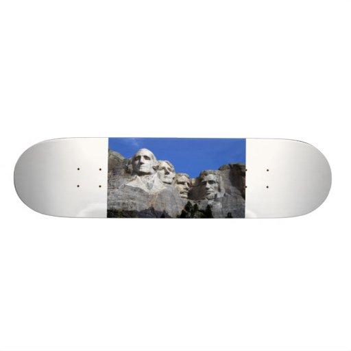 Mount Rushmore National Memorial Monument Skate Decks