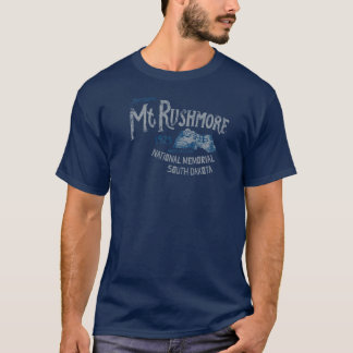Mount Rushmore National Memorial Park USA T-Shirt