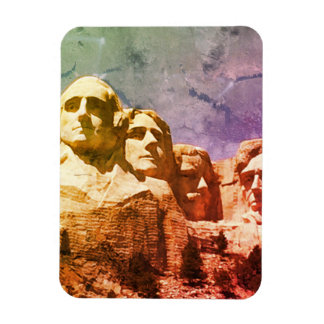 Mount Rushmore National Monument 1974 Magnet
