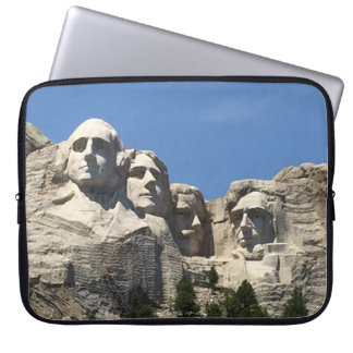 Mount Rushmore National Presidential Monument Sout Laptop Sleeve