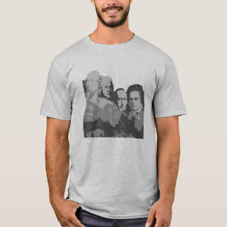 Mount Rushmore of Composers T-Shirt
