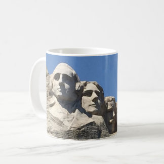 Mount Rushmore Presidential National Monument Coffee Mug