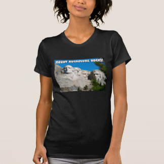 Mount Rushmore Rocks Mount Rushmore South Dakota Tshirts