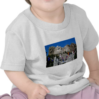 Mount Rushmore South Dakota Flag Souvenir Shirts