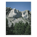 Mount Rushmore , South Dakota Postcard