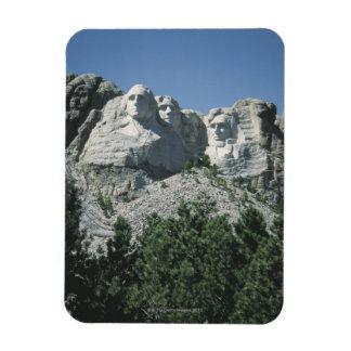 Mount Rushmore , South Dakota Rectangular Photo Magnet